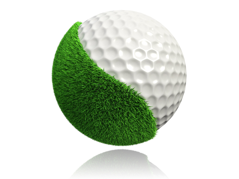 ProGame shock pads for golf courses allow for maximum performance on the course.