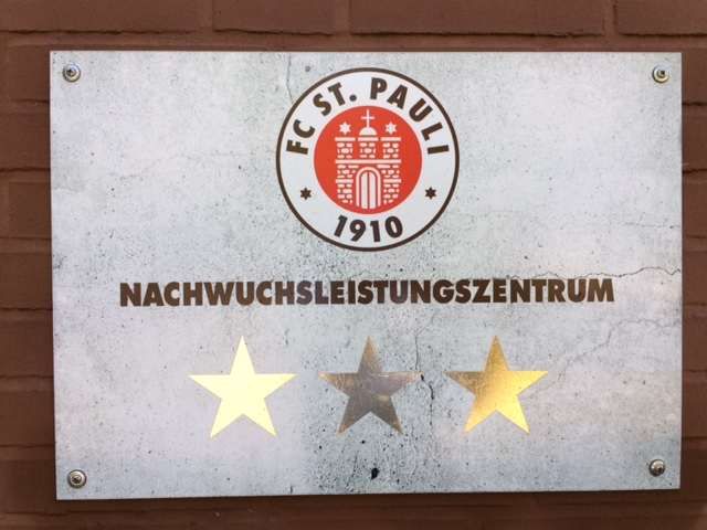 ProGame's shock pads are installed at St. Pauli in Hamburg