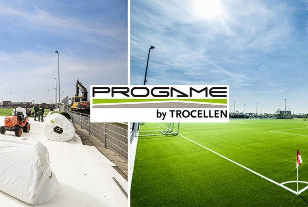 ProGame shock pads used in Hoogddorp - the Netherlands.