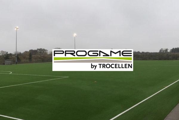 ProGame shock pads used in Møllemosen - Denmark.