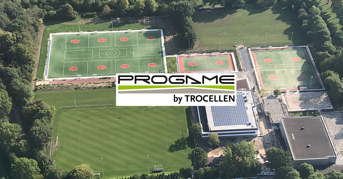 Korfball pitch by ProGame