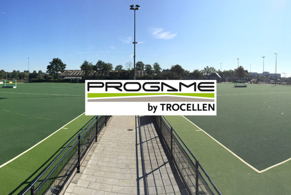 ProGame shock pads are used in Maarssen - Netherlands