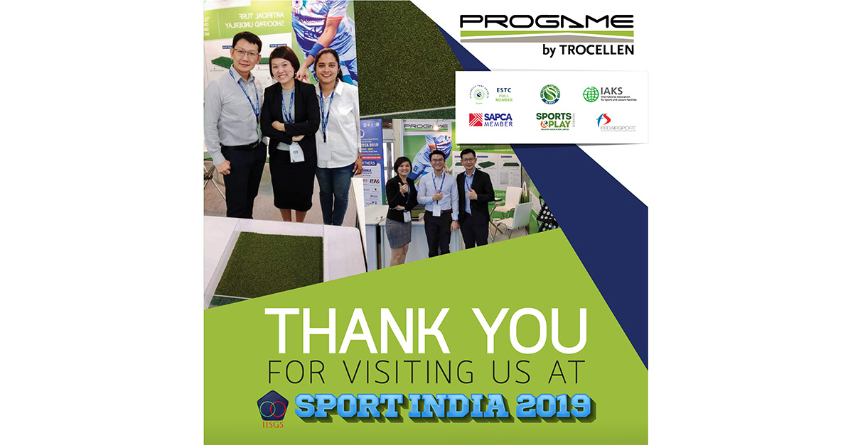 Sport India 2019 in New Delhi