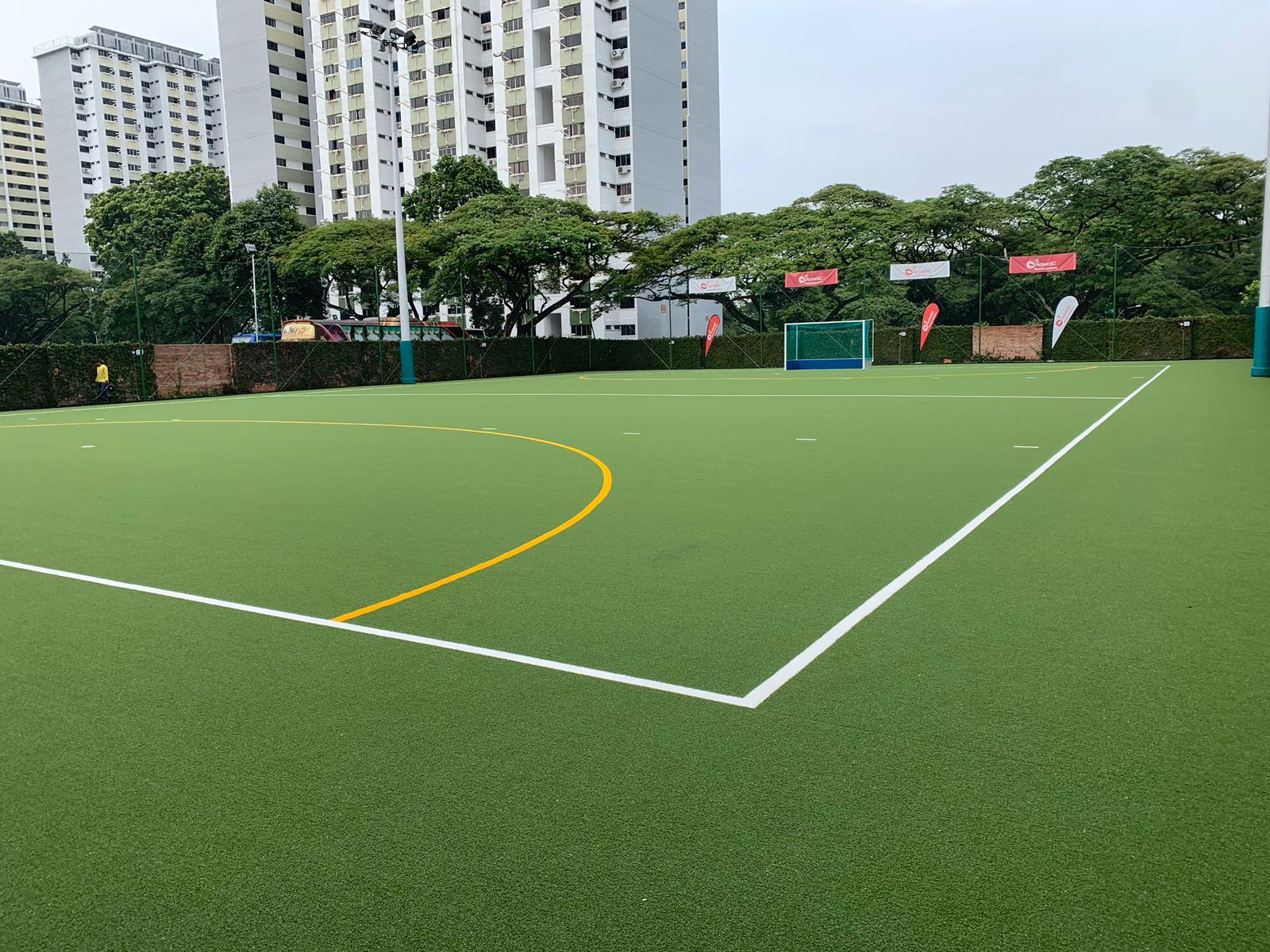 Boon Lay hockey field