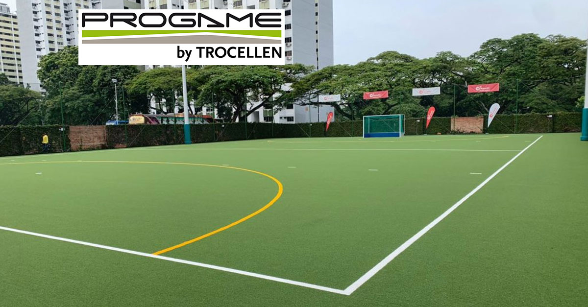 Boon Lay hockey field