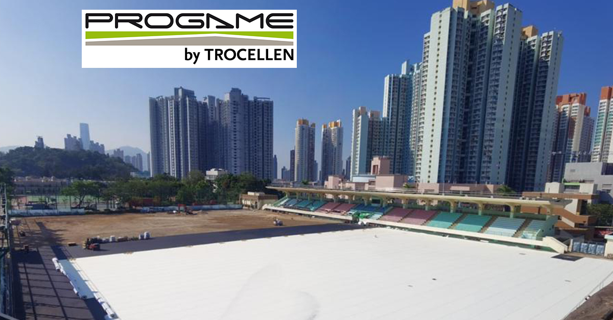 New project in Hong Kong