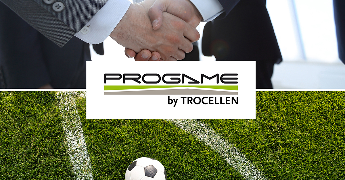ProGame by TROCELLEN as your strong partner always near you